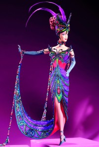 1999 Bob Mackie The Tango Barbie®Doll flyer