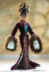 1999 Byron Lars Plum Royale™ Barbie® Doll