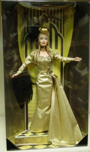 1999 FAO Schwarz Golden Hollywood NRFB