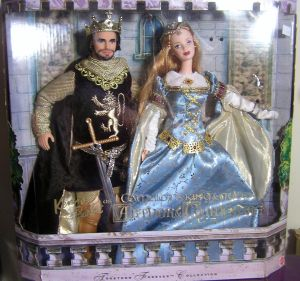 1999 King Arthur and Queen Guinevere