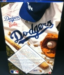 1999 Los Angeles Dodgers back