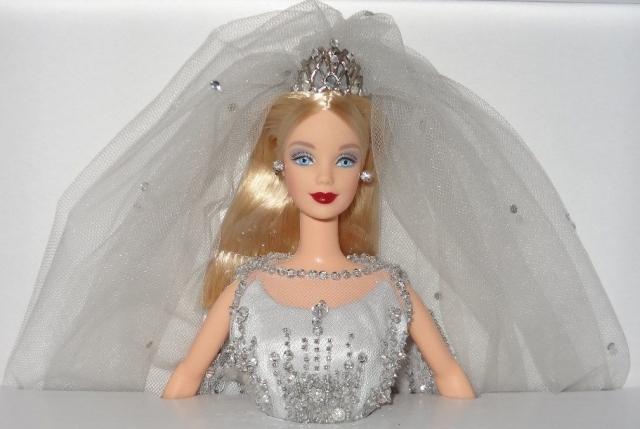 1999  Millenium Bride face