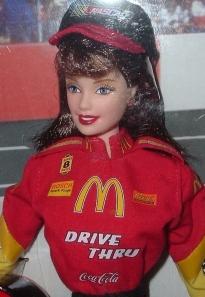 1999 NASCAR #94 face