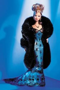 1999 Nolan Miller Evening Illusion™ Barbie® Doll