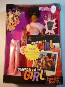 1999 Toys R Us Generation Girl gift set with Nichelle