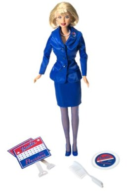 2000 Barbie For President Doll