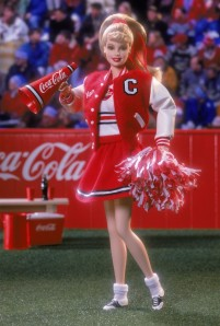 2000 Coca-Cola Barbie #1