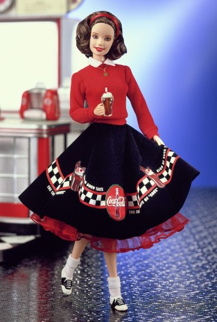 2000 Coca-Cola Barbie #2