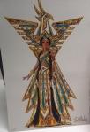 2000 Fantasy Goddess of the Americas™ Barbie® Doll print