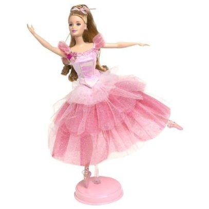 2000 Flower Ballerina Barbie Doll from The Nutcracker flyer