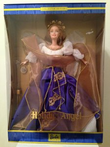 2000 Holiday Angel Doll - Collector Edition