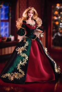 2000 Holiday Treasures™ Barbie® Doll