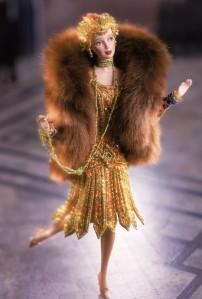 2001 Bob Mackie The Charleston Barbie® Doll flyer