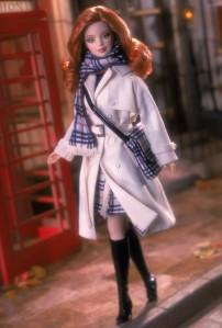 2001 Burberry® Barbie® Doll