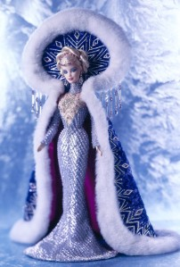2001 Fantasy Goddess of the Arctic™ Barbie® Doll