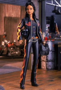 2001 Harley-Davidson® Barbie® Doll #5 AA flyer