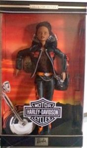 2001 Harley-Davidson® Barbie® Doll #5 box AA