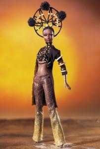 2001 Moja™ Barbie® Doll