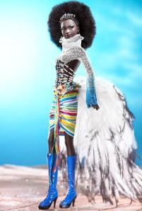 2002 Mbili™ Barbie® Doll