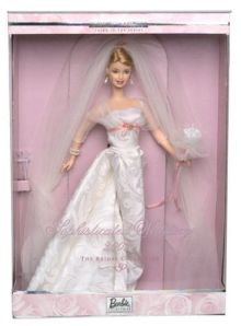 2002 Sophisticated Wedding Bride Barbie Doll