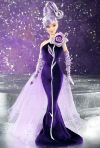 2002 Sterling Silver Rose™ Barbie® Doll flyer