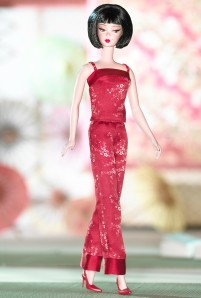 2004 Chinoiserie Red Midnight™ Barbie® Doll