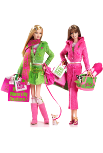2004 Juicy Couture Barbie® Dolls