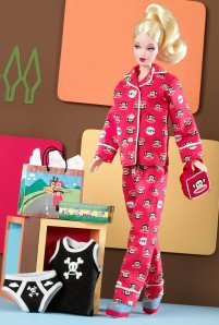 2004 Paul Frank Barbie® Doll