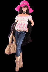 2006 Anna Sui Boho Barbie® Doll