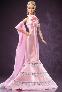 2006 Badgley Mischka Barbie® Doll