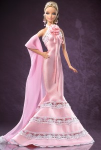 2006 Badgley Mischka Barbie® Doll