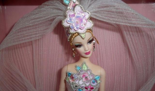 2006 Couture Confection™ Bride Barbie® Doll face