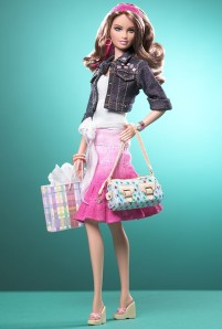2006 Dooney & Bourke Barbie® Doll