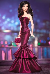 2006 Rhapsody in New York™ Barbie® Doll