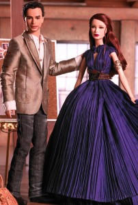 2006 Zac Posen Barbie® Doll and Ken® Doll Giftset