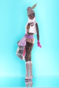 2007 Byron Lars Coco™ Barbie® Doll