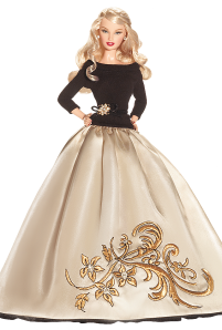 2007 Festive and Fabulous™ Barbie® Doll