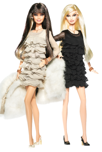 2008 Juicy Couture Beverly Hills G&P Barbie® Dolls