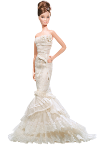 2008 The Romanticist Barbie® Doll