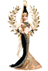 2009 Bob MackieGolden Legacy™Barbie® Doll flyer