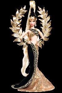 2009 Bob MackieGolden Legacy™Barbie® Doll flyer