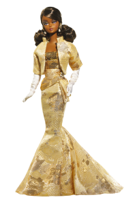 2009 Golden Gala Barbie® Doll AA