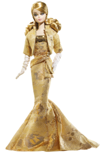 2009 Golden Gala Barbie® Doll