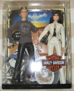 2010 Harley-Davidson® Barbie® And Ken® Giftset