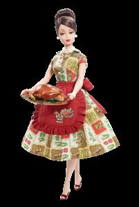 2010 Thanksgiving Feast™ Barbie® Doll