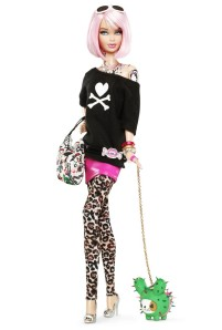 2011 tokidoki® Barbie® Doll