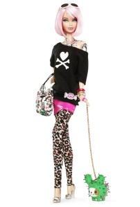 2011 tokidoki® Barbie® Doll