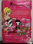 2011 tokidoki®Barbie® Doll back