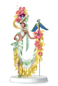 2012 Bob Mackie® Brazilian Banana Bonanza™ Barbie® Doll