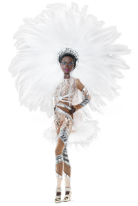 2012 Stephen Burrows Pazette™ Barbie® Doll
